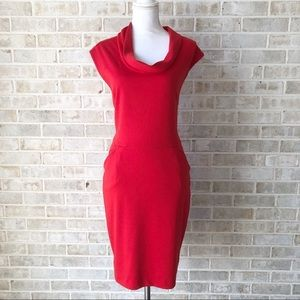 Banana Republic Dresses - BR cowl neck dress